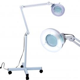 Лампы-лупы напольные для косметолога