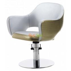 Кресло парикмахерское FIFTY OPTIMA   K