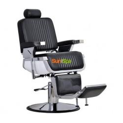 Мужское парикмахерское кресло Nathaniel Черное K