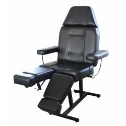 Педикюрное косметологическое кресло «Анна» (стационарное) (Эконом 018)