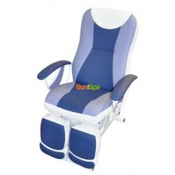 Педикюрное косметологическое кресло Ирина электропривод, 2 мотора K