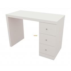 Маникюрный стол белый глянец K