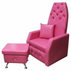 Педикюрное кресло «Трон»