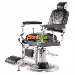 Мужское винтажное парикмахерское кресло VINTAGE K