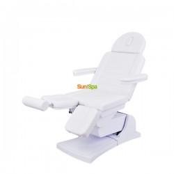 Косметологическое, педикюрное кресло Афина V 5-функциональное K
