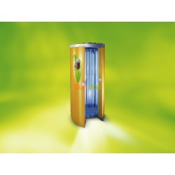 Профессиональный вертикальный турбо-солярий Coconut Shaker - Soltron K