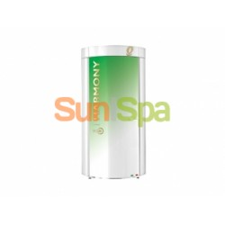Вертикальный солярий HARMONY PERFECTION SUN+WELLNESS + SLIM + CHANGING ROOM K