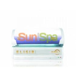 Горизонтальный солярий ELISIR PERFECTION SUN+ANTI AGE+ AIR CONDITIONING K