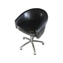 Парикмахерское кресло Леди пневматическое_K