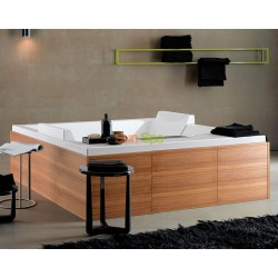 Гидромассажная ванна Albatros Сube single tub K
