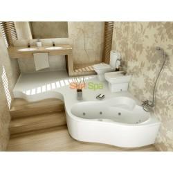 Гидромассажная ванна LEDA XL K