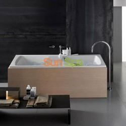 Гидромассажная ванна Albatros Facette 175 K