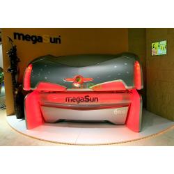 Горизонтальный солярий MEGASUN 6800 Super K
