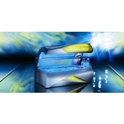 Горизонтальный солярий ERGOLINE AFFINITY 500-S twin power K