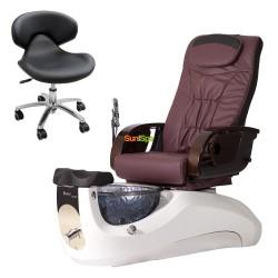 Педикюрное СПА кресло Bravo LE Features K