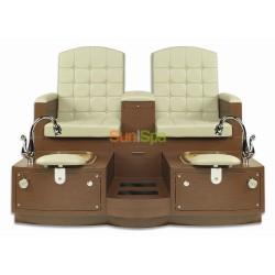 Педикюрное спа кресло Double  K