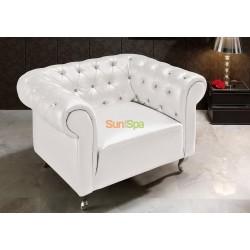 Кресло Dupen B-7 white K