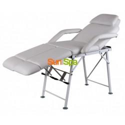 Педикюрно-косметологическое кресло МД-602 (складное) K