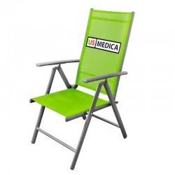 Складной стул-шезлонг Us Medica K