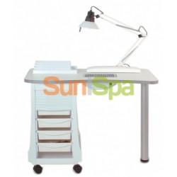 Маникюрный стол 124LX K