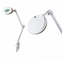 Лампа-лупа/диоптрии + кронштейн (22W 5) K