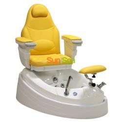 Педикюрное кресло с гидромассажной ванной PEDI SPA K