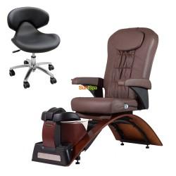 Педикюрное СПА-кресло Simplicity SE Features K