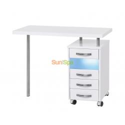 Маникюрный стол МЦ-029 с УФО-блоком K