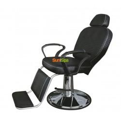 Кресло мужское barber МД-8500 K