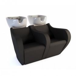 """Парикмахерская мойка """"Celebrity Prime Electric Sofa 2P"""""""