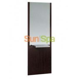 Парикмахерское зеркало, рабочий туалет C23 K