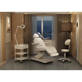 Кресло косметологическое, кушетка MK35 K