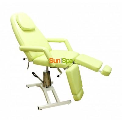Педикюрное кресло «Слава» (гидравлическое, поворотное) K