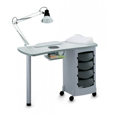 Стол маникюрный с вытяжкой 164LX K