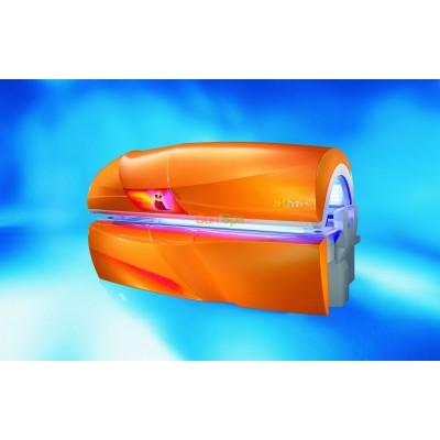Профессиональный горизонтальный турбо-солярий S-55 Qeen Berry Twin Power - Soltron K