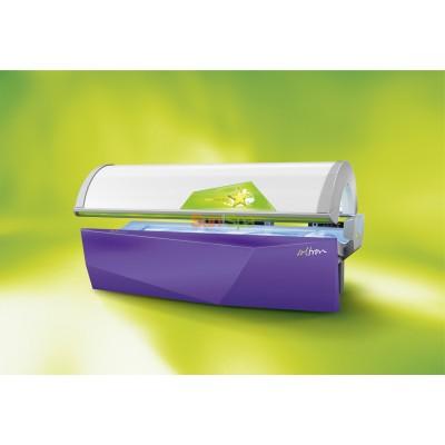 Профессиональный горизонтальный турбо-солярий Soltron Sunny Lifestyle Super Power XXS-25 K