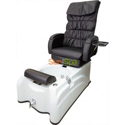 Педикюрное кресло с ванной (СПА комплекс) полуавтомат K