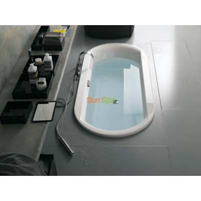 Гидромассажная ванна Albatros Clarissa Plus 180/85 oval K
