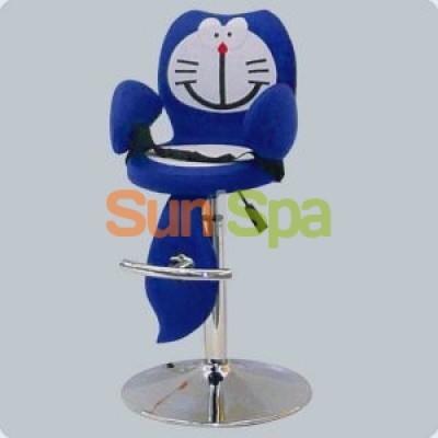 Парикмахерский детский стульчик Котёнок K
