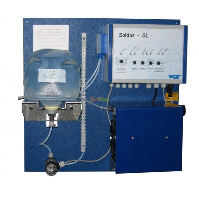 Соляной генератор SOLDOS-SL для сухих помещений K