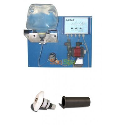 Соляной генератор SOLDOS-V2 для влажных помещений K
