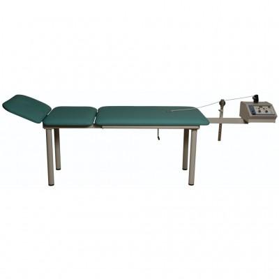 Трехсекционная терапевтическая кушетка для тракции BTL-1100 Trac K