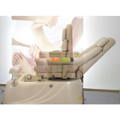 Кресло педикюрное спа-комплекс Ontario K